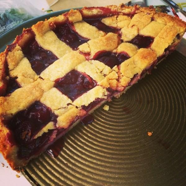 Cherry Pie by Kitchen Garden