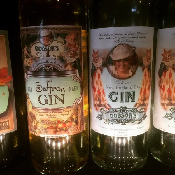 Happy World Gin Day from Dobson's Distillery