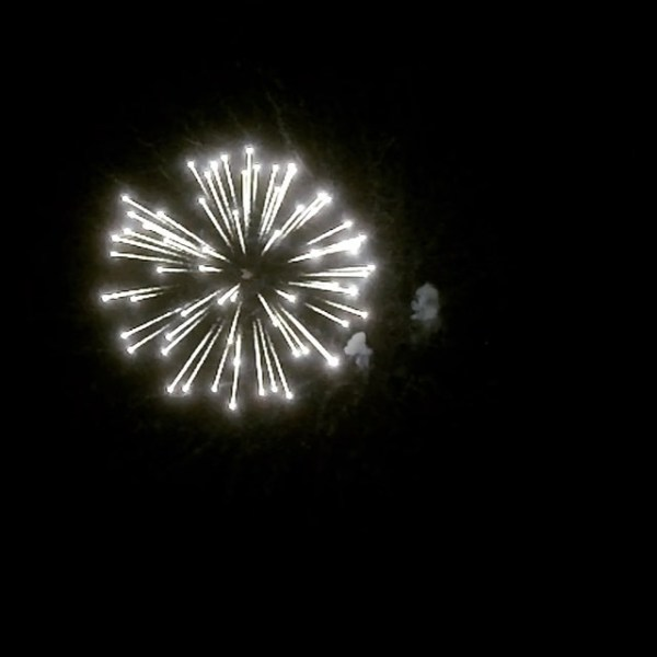 New Year's Eve fireworks 2015/2016