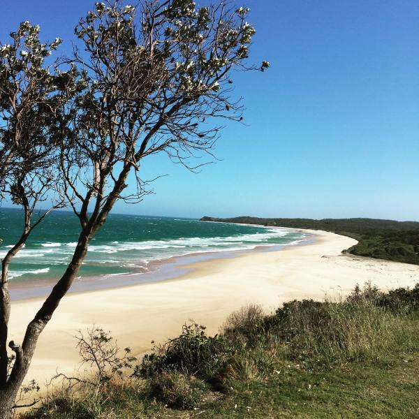 Beach break before DNSW SSS