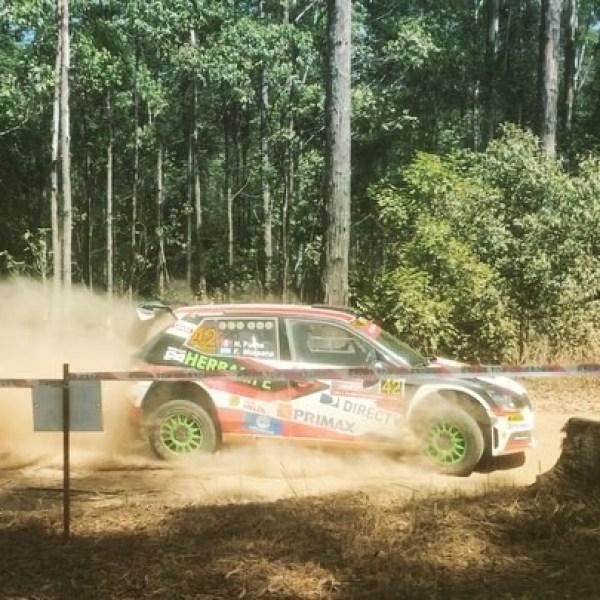 Coffs Coast Rally Australia Martells Rd.