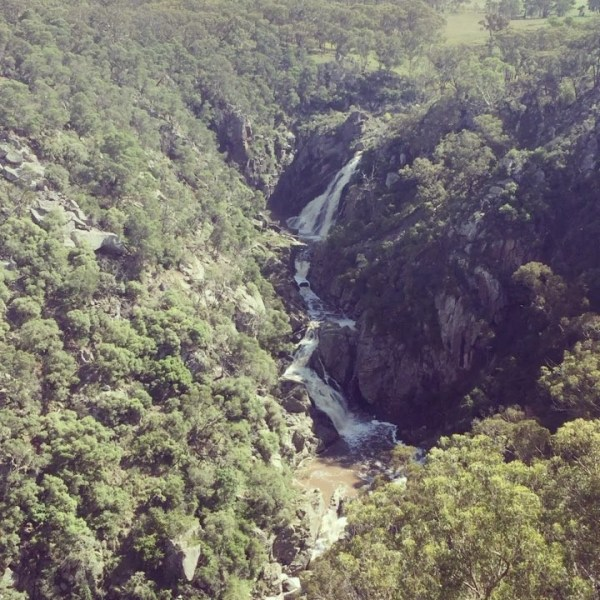 Bakers Creek Falls