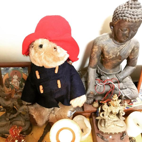 Farewell to Michael Bond, creator of Paddington Bear... may he have a swift and fortunate rebirth