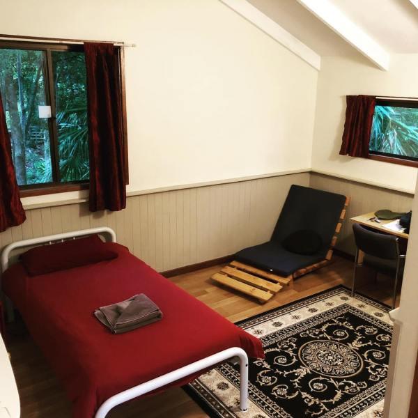 Retreat Hut number 3