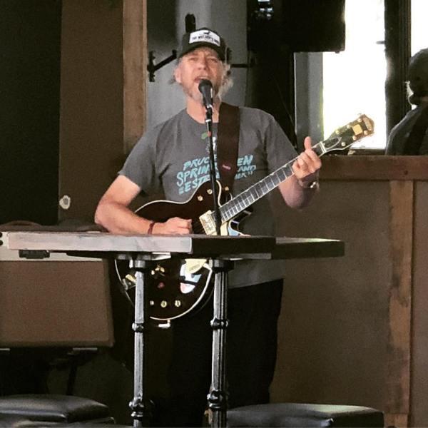 Greg Windred live at The Welder's Dog