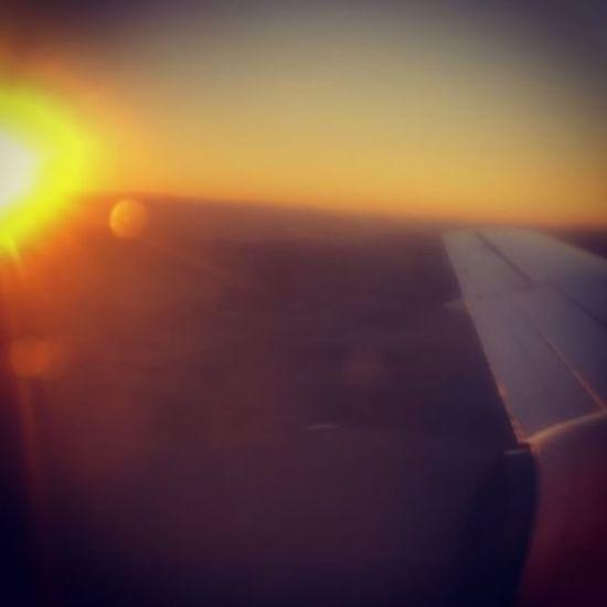 dawn takeoff 🛫