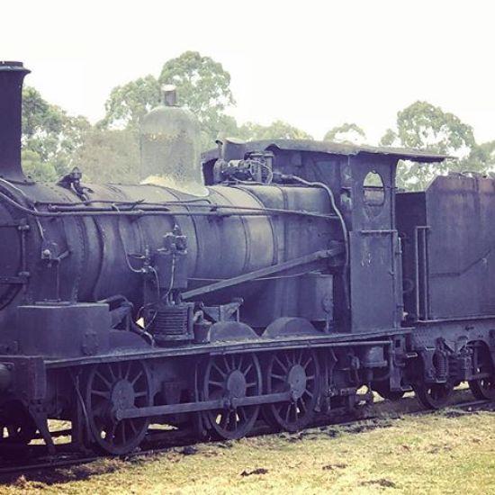 Trains... 🚂