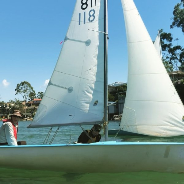 Dinghy Sailing Instructor Course