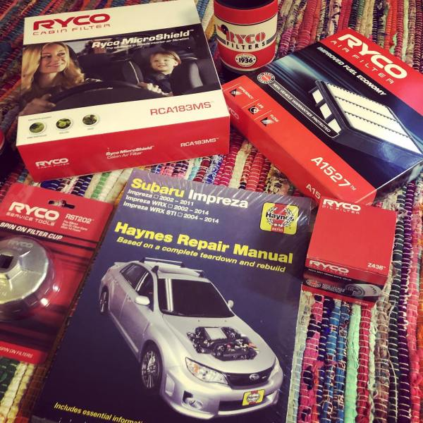 Striving to increase my vehicular self sufficiency... thanks to @mightycarmods MCM @supercheap_auto SCA & @autobarnau Autobarn... feeling a bit like I should have a @rycofilters Ryco sponsorship today, or @nulonproducts Nulon? social media influence, anyone?