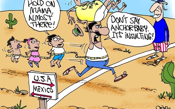 Deport Illegals & Keep Families Together