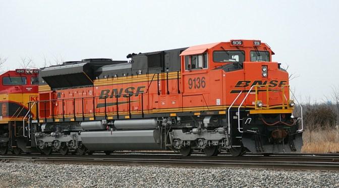 Warren Buffet's Oil Train Derails, Explodes, Burns
