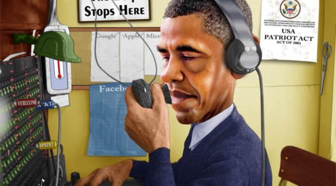 Brennan Admits To Obama Spying