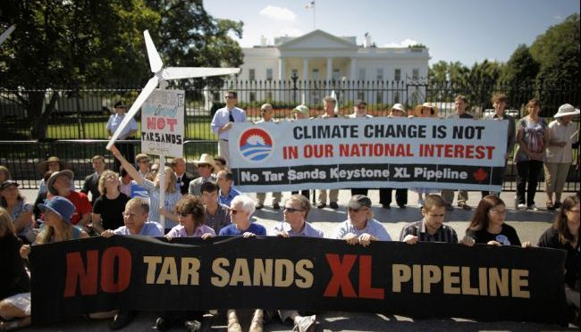 Obama Caves To Greens, Rejects XL Pipeline