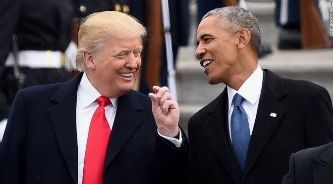 Tale Of Two Presidents