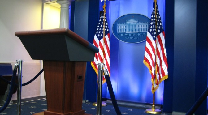 Press Secretary Coulter?