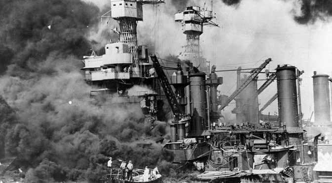 Dec 7, Pearl Harbor Day