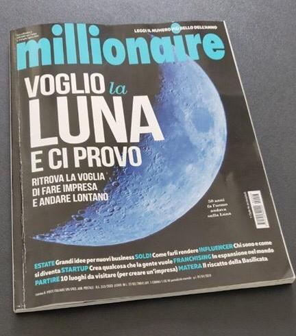 Siamo su Millionaire!