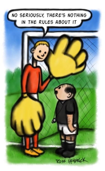 giant goalie gloves