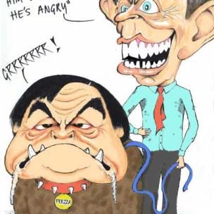 Blair and Prescott