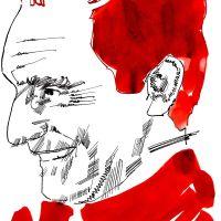 Ragazza dalle guance di pesca (Italo Calvino)