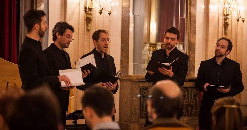 {:sr}Koncert ansambla Profeti della Quinta{:}{:en}Concert of Profeti della Quinta {:}