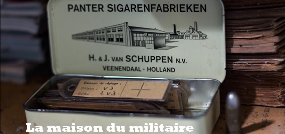 La maison du militaire