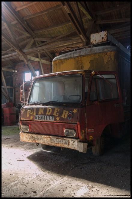 Toujours le Renault