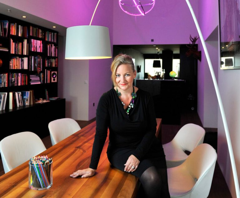 Eveline Rossi Jackson Gründerin Rossi Interiors
