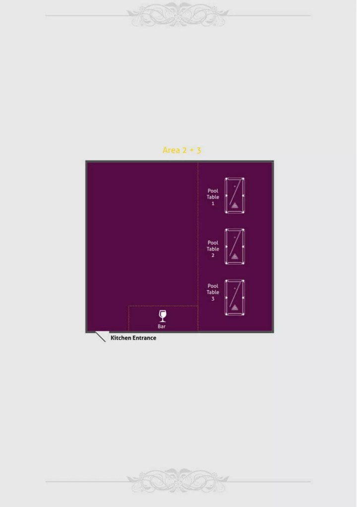 Rossini Floor Plan Hall 2