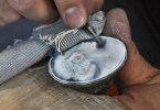 The Delicate Art of Carving a Cameo