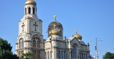 Dormition of the Mother of God Cathedral, Varna