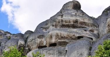 Close-up of the rocks, Madara, Bulgaria