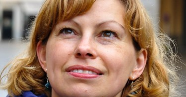 Writer and journalist Vanya Eftimova Bellinger, Vicenza, Italy
