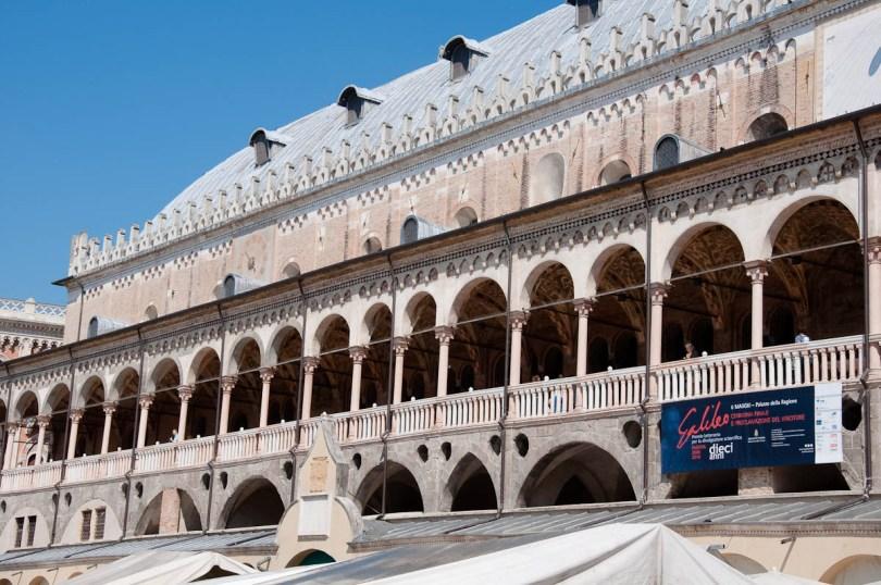 Palazzo della Ragione, Padua, Italy - www.rossiwrites.com