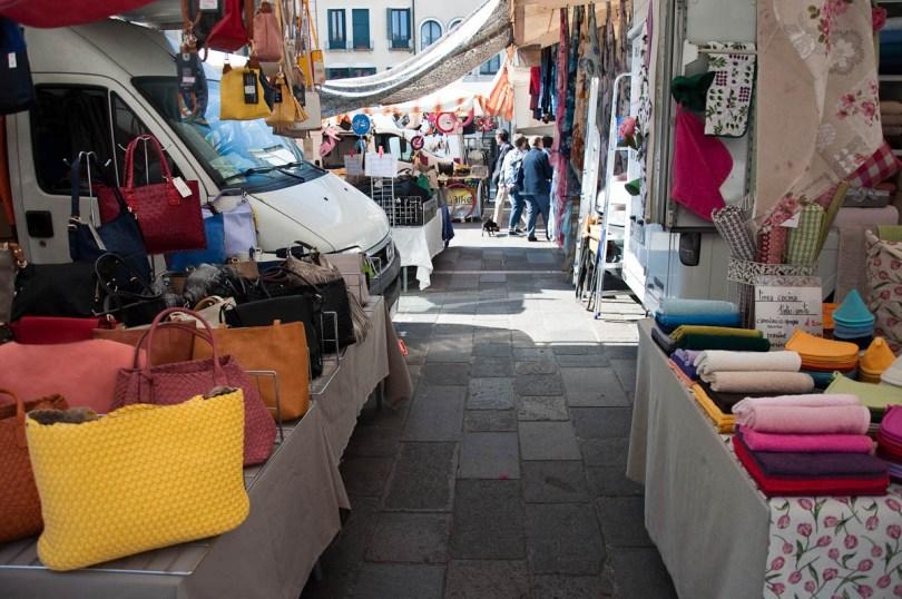 The Marketplace, Piazza dei Signori, Padua, Italy - www.rossiwrites.com