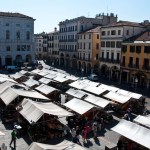 Padua's 800-years Old Market