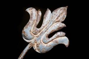 Wrought iron element, Italy