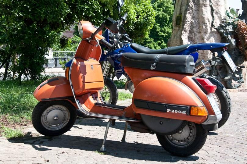 P200E, Vicenza, Veneto, Italy - www.rossiwrites.com