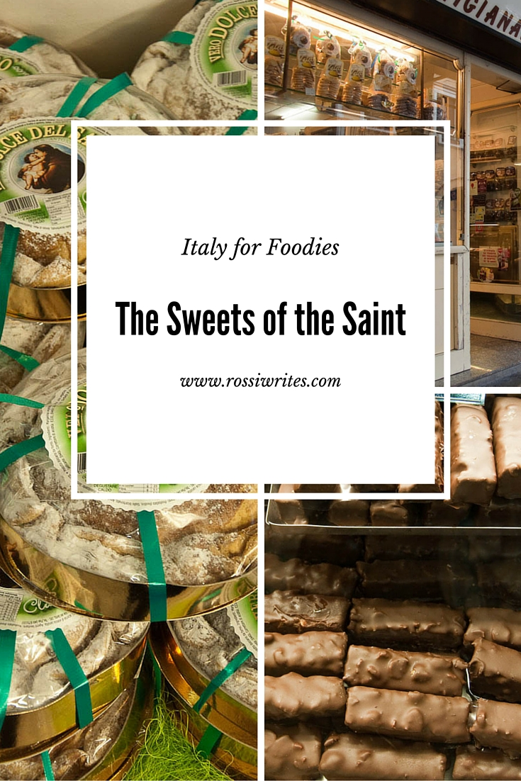 Pin Me - The Sweets of the Saint - www.rossiwrites.com