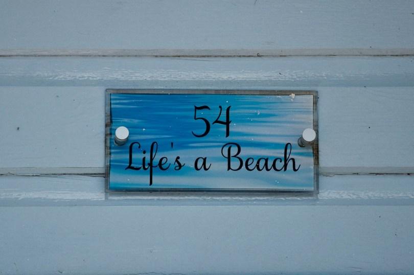Life's a Beach, Mersea Island, Essex, England - www.rossiwrites.com
