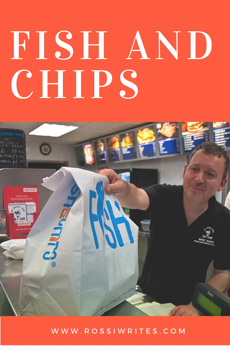 Pin Me - Fish and Chips - www.rossiwrites.com