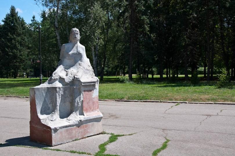 Monument, South Park, Sofia, Bulgaria - www.rossiwrites.com