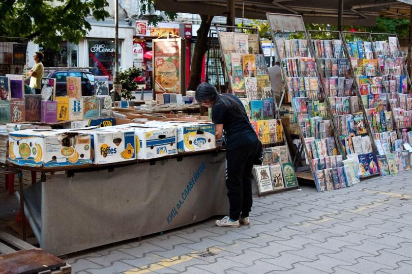 Slaveikov Square, Sofia, Bulgaria - www.rossiwrites.com