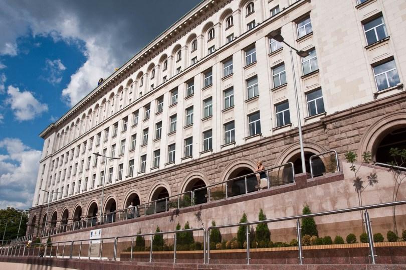 TZUM Department Store, Sofia, Bulgaria - www.rossiwrites.com
