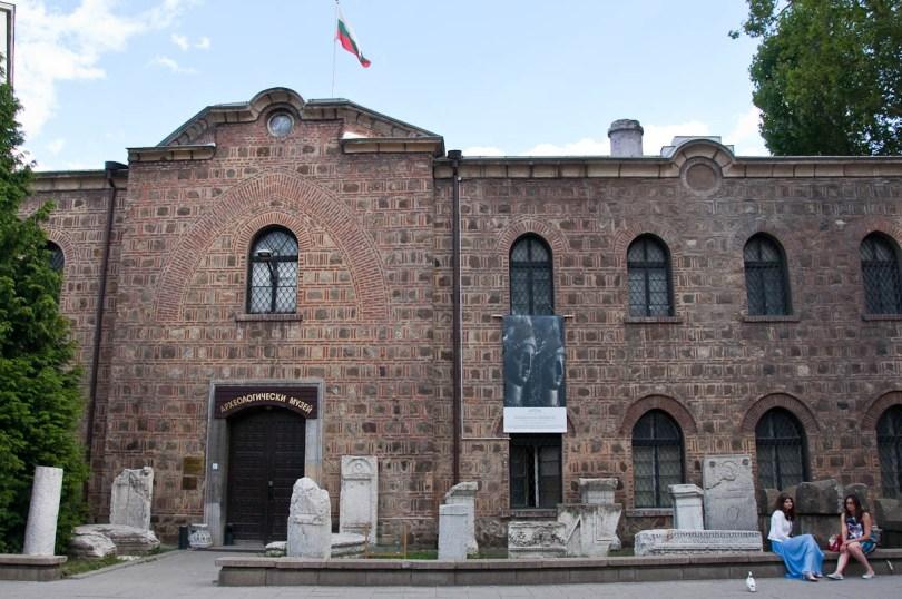 The Archaeological Museum, Sofia, Bulgaria - www.rossiwrites.com