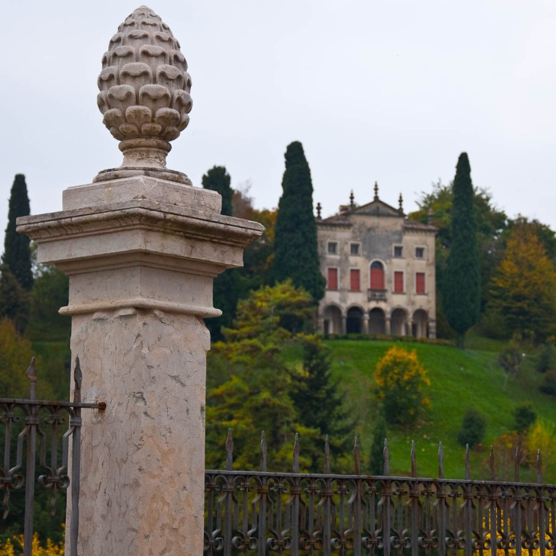 The Villa of the Armenians - Asolo, Veneto, Italy - www.rossiwrites.com