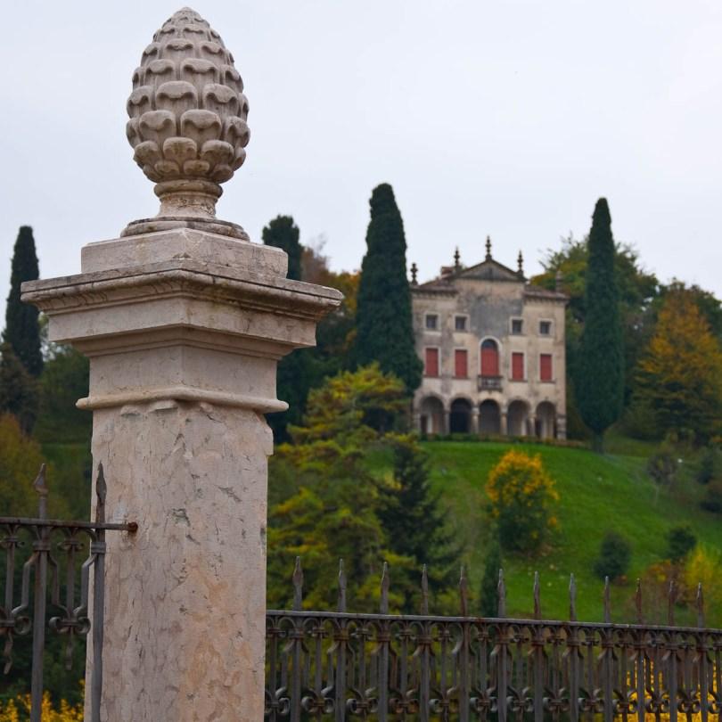 The Villa of the Armenians - Asolo, Veneto, Italy - www.rossiwrites.com