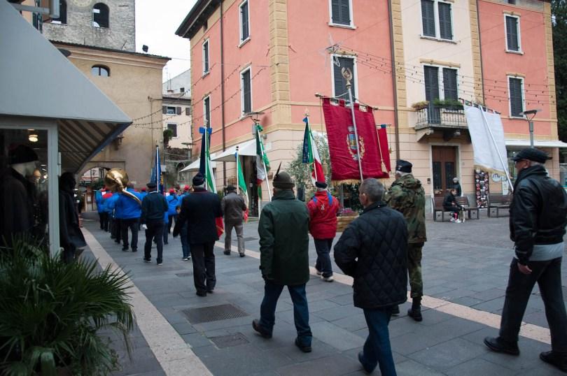 Parade - Garda Town, Lake Garda, Italy - www.rossiwrites.com