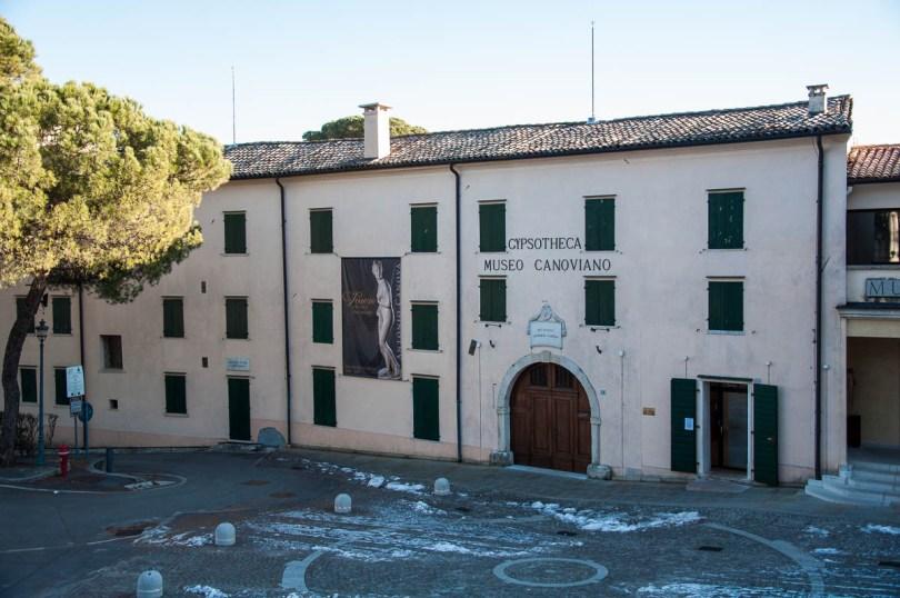 Antonio Canova's birthhouse and the Plaster Cast Gallery of his works - Possagno, Treviso, Veneto, Italy - www.rossiwrites.com