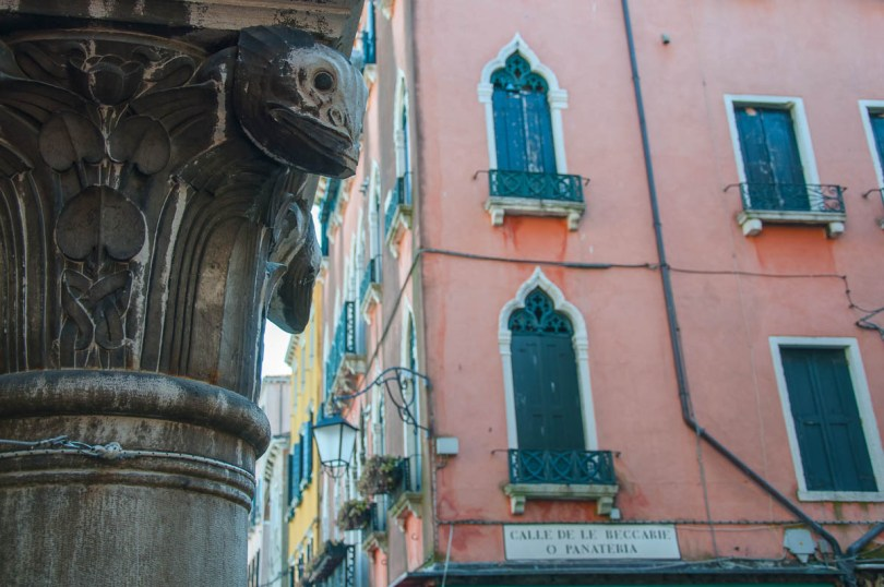 A capital adorned with fish - Rialto Fish Market, Venice, Italy - www.rossiwrites.com